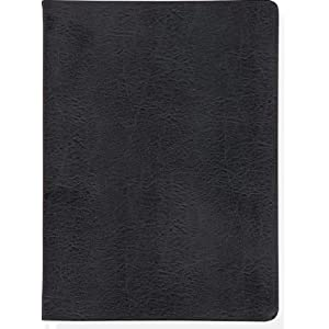 Flanders Black Leather Journal (Diary, Notebook) Peter Pauper Press