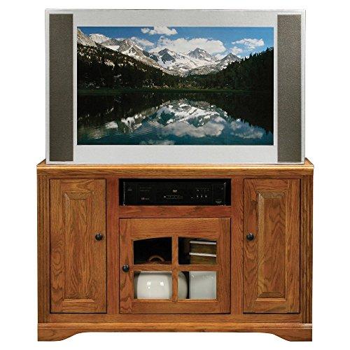 Eagle Furniture Oak Ridge 45 in. Wide-Screen TV (Oak Widescreen Tv)