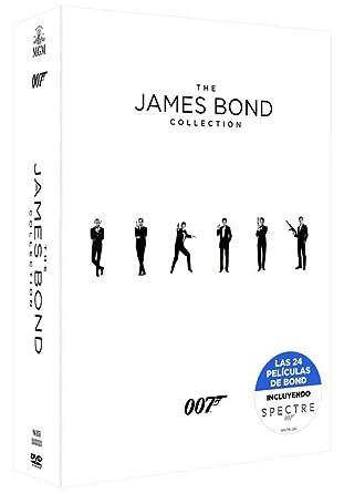 Colección 007 James Bond - 24 películas [DVD]