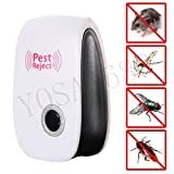 Home Electronic Ultrasonic Rat Mouse Repellent Anti Mosquito Insect Pest Rejest Mouse Killer US Standard Plug