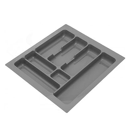 Furnica - Bandeja para Cubiertos (metálica, 50 cm de Ancho, 450 x 490 mm)