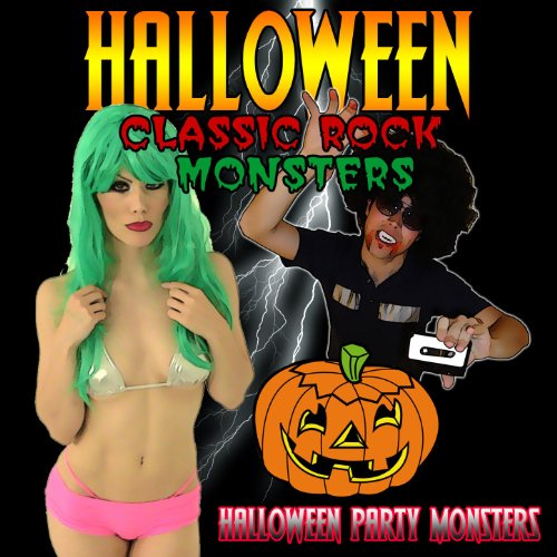 Halloween Classic Rock Monsters for $<!--$9.49-->
