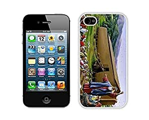 Best For Ipod Touch 5 Case Cover s White Case Oil Painting Noah's Ark Diy Soft Silicone Phone Back Cover for For Ipod Touch 5 Case Cover
