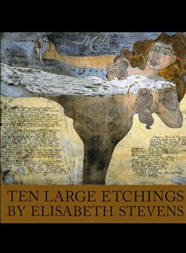 Large Etching - 7