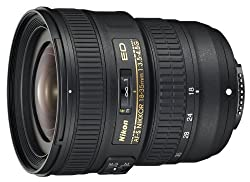 Image of the product Nikon AF S FX NIKKOR 18 that is listed on the catalogue brand of Nikon. The product has been rated with a 4.8 over 5