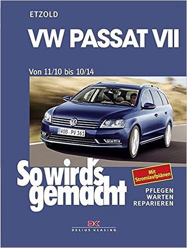 VW Passat 7 von 11/10 bis 10/14: Amazon.es: Rüdiger Etzold: Libros en idiomas extranjeros