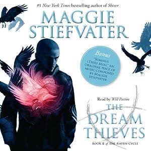 The Dream Thieves | Livre audio