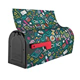 Educational Back to School Math Science Mailbox