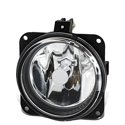 DNA Motoring FL-OEM-0021 1Pc L/R OEM Fog Light/Lamp [For 01-04 Mazda Tribute]