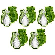 Fairly Odd Novelties FON-10270-5PK Ice Cube Mould, Green