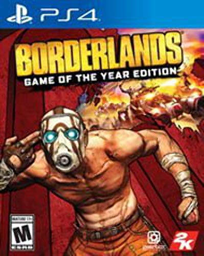 Borderlands: Game of The Year Edition – PlayStation 4