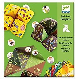 Fortune Teller Paper Game | Activity Shelter | 268x260
