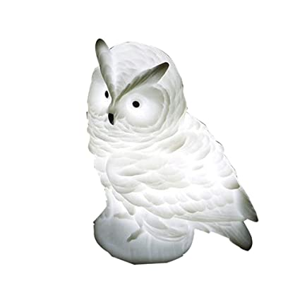 Led Night Lights New Brand Led Night Lamp High Quality Rabbit Fox Owl Lights Silicone Dolls Nightlight Baby Bedroom Table Decor