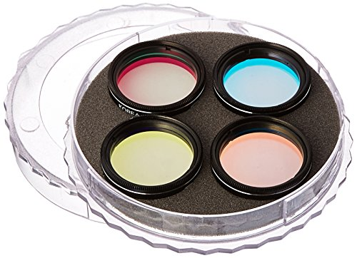 Orion 5563 1.25-Inch LRGB Astrophotography Filter Set