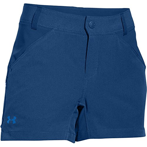 Under Armour Women 's UA ArmourVent Trail corto American Blue/Ultra Blue