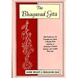 The Bhagavad Gita ; With Sanskrit Text, Free Translation into English a Word for Word Translation (English and Hindi Edition)