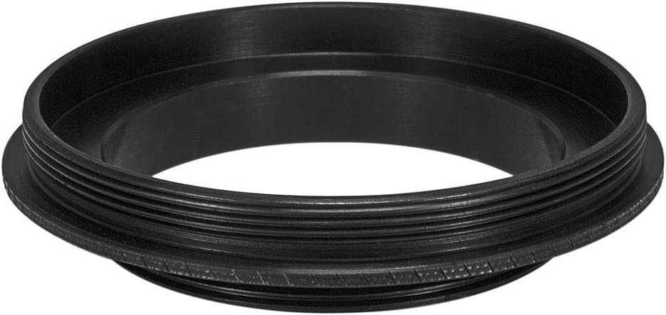 Reverse M49x0.75 Male to M39x1 Male Thread Adapter for macrophotography