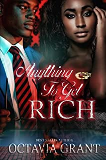 Book Cover: Anything To Get Rich