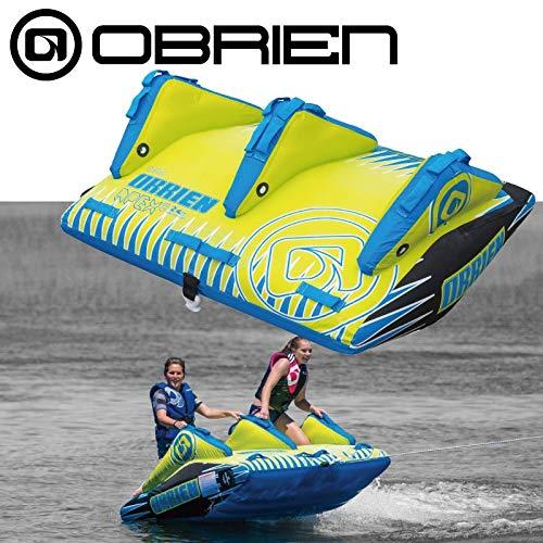 【プレゼント付】オブライアン APEX 定員2名 39767 OBRIEN バナナボート トーイングチューブ ウォータートイ ゴムボート マリンスポーツ 水上オートバイ