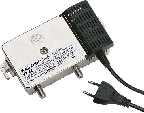 Vx82 Bkverst 28 31db Rückweg Aktiv Elektronik