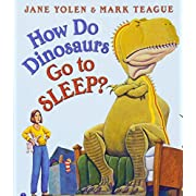 How Do Dinosaurs Go to Sleep?