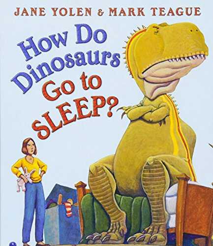 How Do Dinosaurs Go to Sleep? (Merry Christmas To My Best Friend Card)