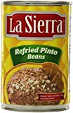 La Sierra Refried Beans, 15.2 Ounce (Pack of 12)