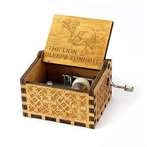 VDV Music Box - Two Colors Star Wars Music Box Game of Thrones Music Box Music Theme caixa de Musica a Birthday Present