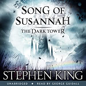 The Dark Tower VI: Song of Susannah Hörbuch