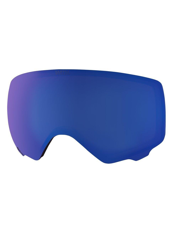 Anon WM1 Snow Goggle Replacement Lens Sonar Blue 46% VLT + Case by Anon