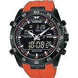 Lorus Gents Analoque Digital Strap Watch