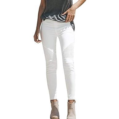 GUCIStyle Vaqueros Mujer Push Up Tejanos Mujer Cintura Alta Pantalones Pitillos Elasticos Jean de Mujer