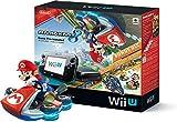 Nintendo Wii U Console Mario Kart 8 Deluxe Set with 32 GB Storage - Black: more info