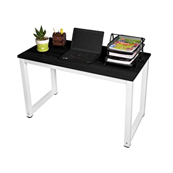 Bigtree Modern Wood Computer Desk Home Office Furniture PC laptop ...