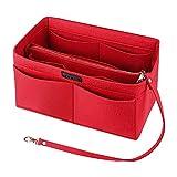 Felt Purse Handbag Organizer Insert Multipocket Linner Organizer 13 Pockets Bag in Bag