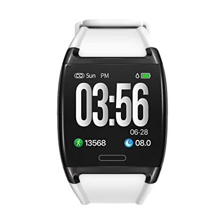 Smartwatch, Fitness Tracker, Activity Tracker Watch Heart Rate ...