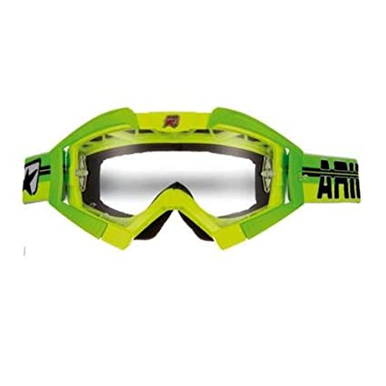 1cea21384d4 Amazon.com  Ariete Riding Crows Top Collection Goggles Yellow Green  (Yellow