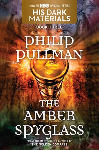His Dark Materials: The Amber Spyglass (Book - Meter View