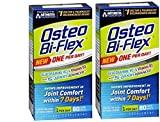 Osteo Bi-Flex One Per Day, 60 Coated Tablets (Pack of 2)