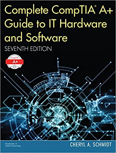 amazon com complete comptia a guide to it hardware and software