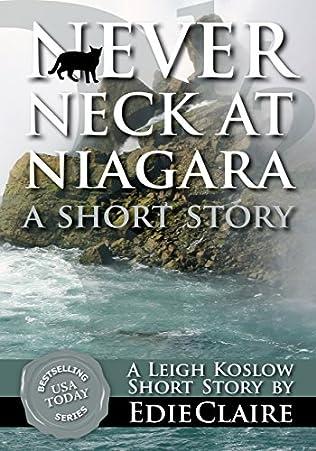 book cover of Never Neck at Niagara