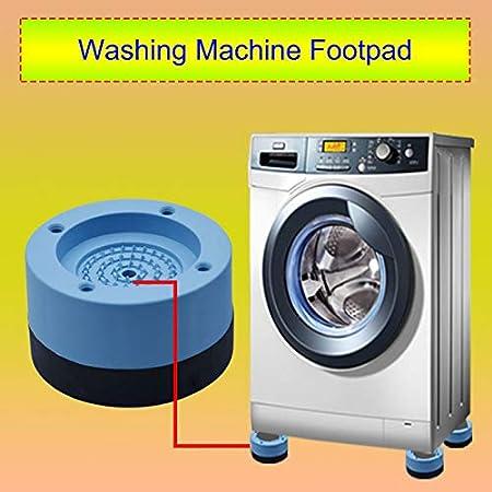 Keepbest Washing Machine Rubber Pads 4 Pcs Washing Machine Refrigerator Mute Rubber Mat Anti Vibration Anti Shock Pad