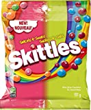 Skittles Sweet & Sour Candy 191g Peg Bag