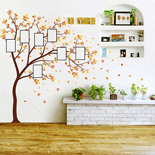 YJYdada Mobile Creative Wall Affixed with Decorative Wall Window Decoration