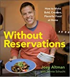 Without Reservations, Joey Altman and Jennie Schacht, 0470130458