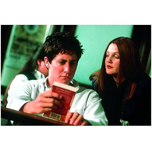 Donnie Darko Jake Gyllenhaal as Donniewith Drew Barrymore as Karen8 x 10 Inch Photo