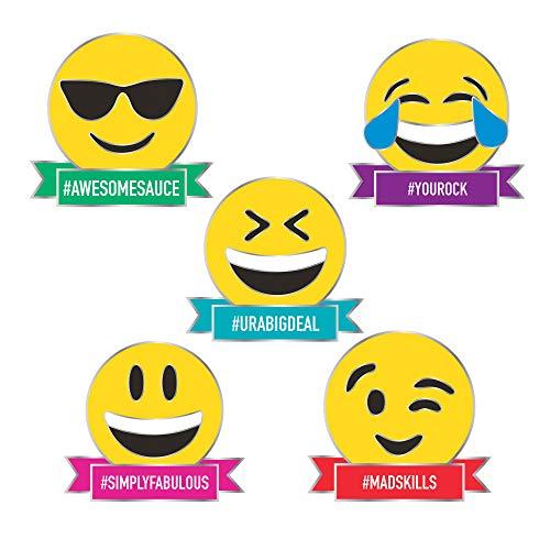 Lapel Pin Bundle - Appreciation Emojis - Appreciation and Recognition Gifts - 15 -