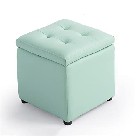 Amazon.com: LS-Stool Footstool Storage Stool Sofa Dressing ...