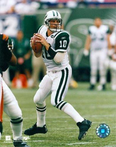 Chad Pennington 8x10 photo (New York Jets) Image #2 ()