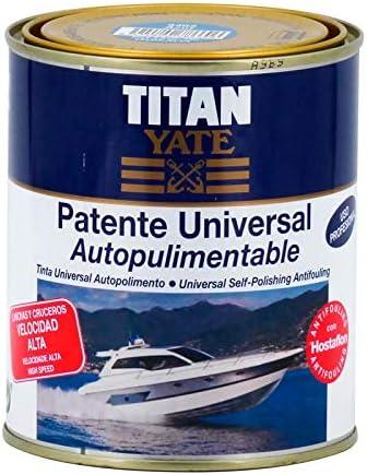 Patente Autopul. Univ. Titan Velocidad Alta - 2,5 L, 4404 Azul ...